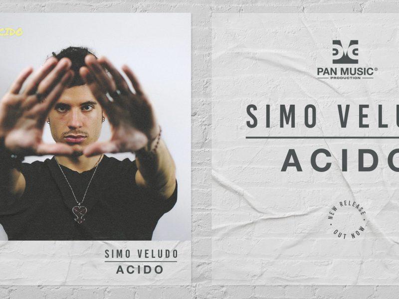 """""""Acido"""", il nuovo singolo di Simo Veludo"""