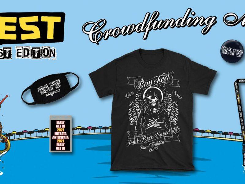 Bay Fest Ghost Edition: la raccolta fondi per supportare il festival