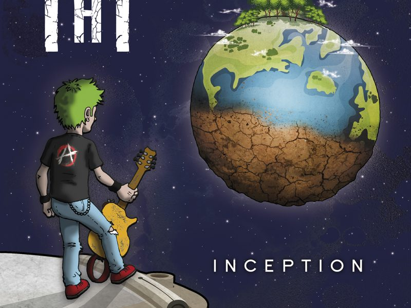 "THT, ""Inception"" punk rock californiano made in Italy"
