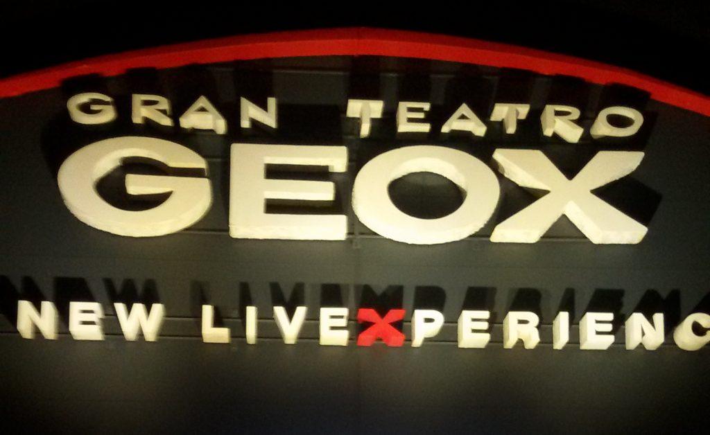 gran teatro geox padova