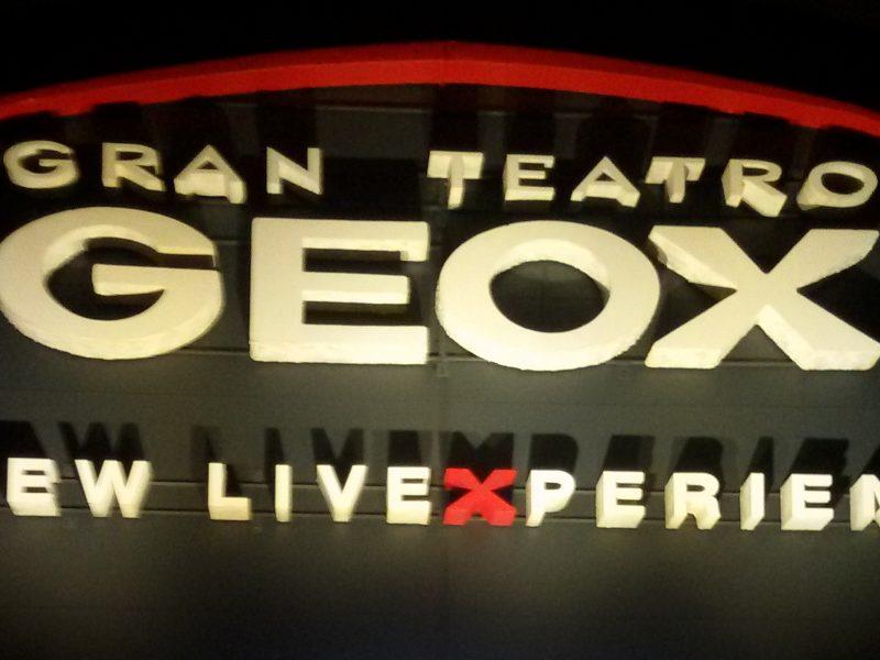 Gran Teatro Geox, Padova – Recensione