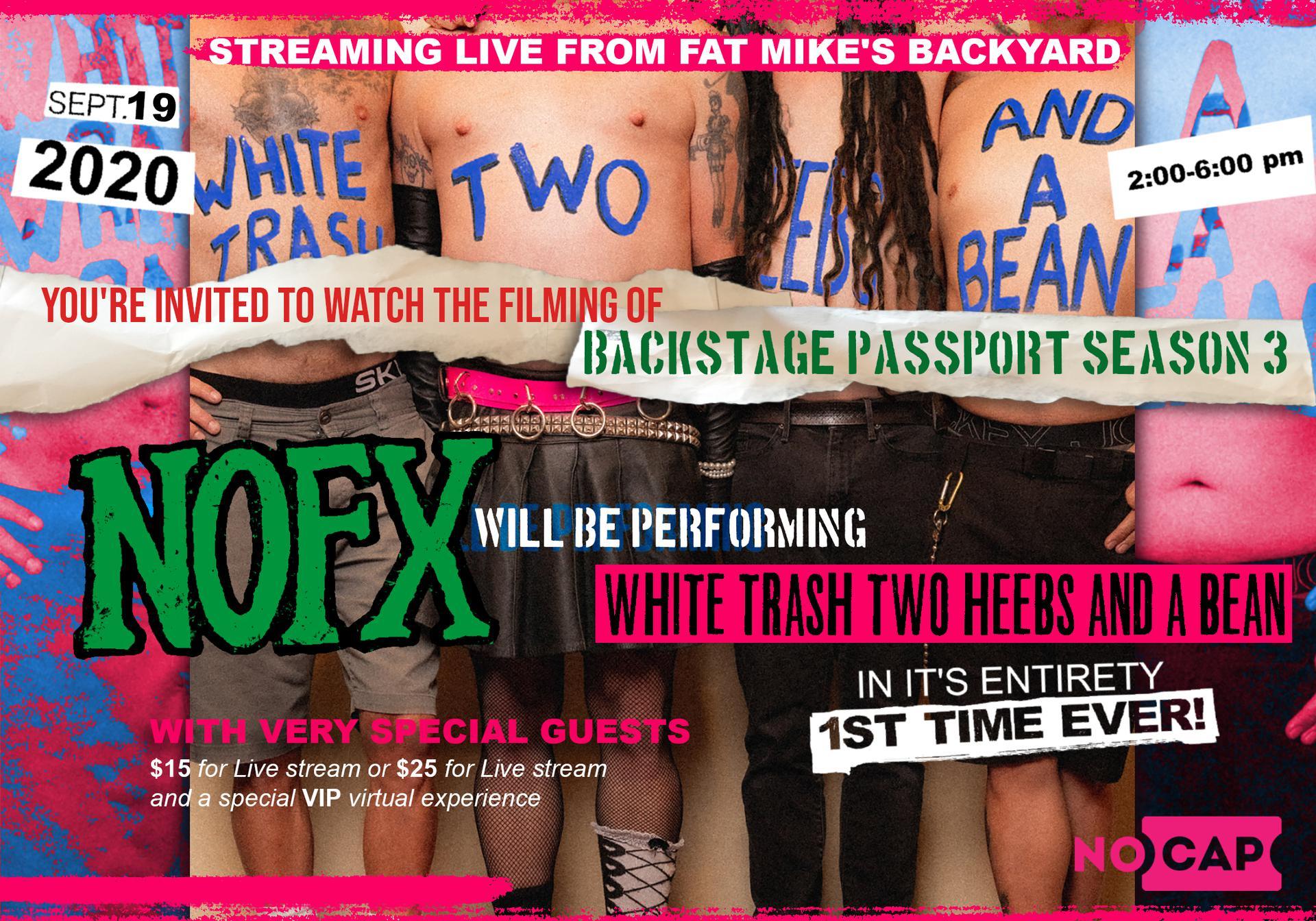 nofx streaming