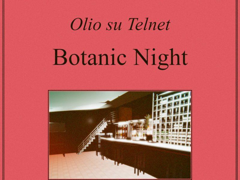 """Olio Su Telnet, """"Botanic Night"""" è il loro nuovo concept album!"""