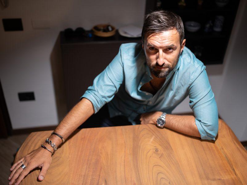 """Riccardo Inge: """"Sono un Moscow Mule, fresco e con una leggera nota piccante"""""""