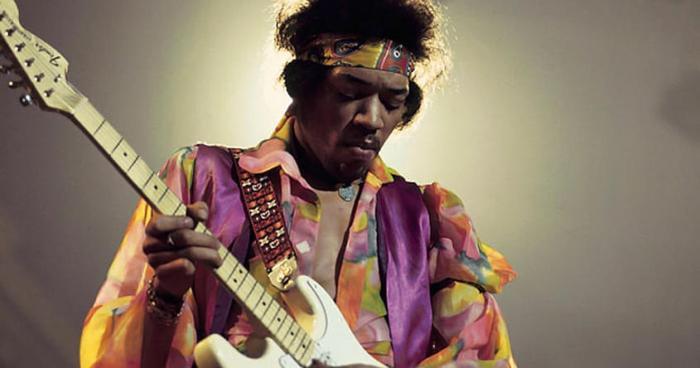 Jimi Hendrix, la leggenda del rock: tutta la sua storia