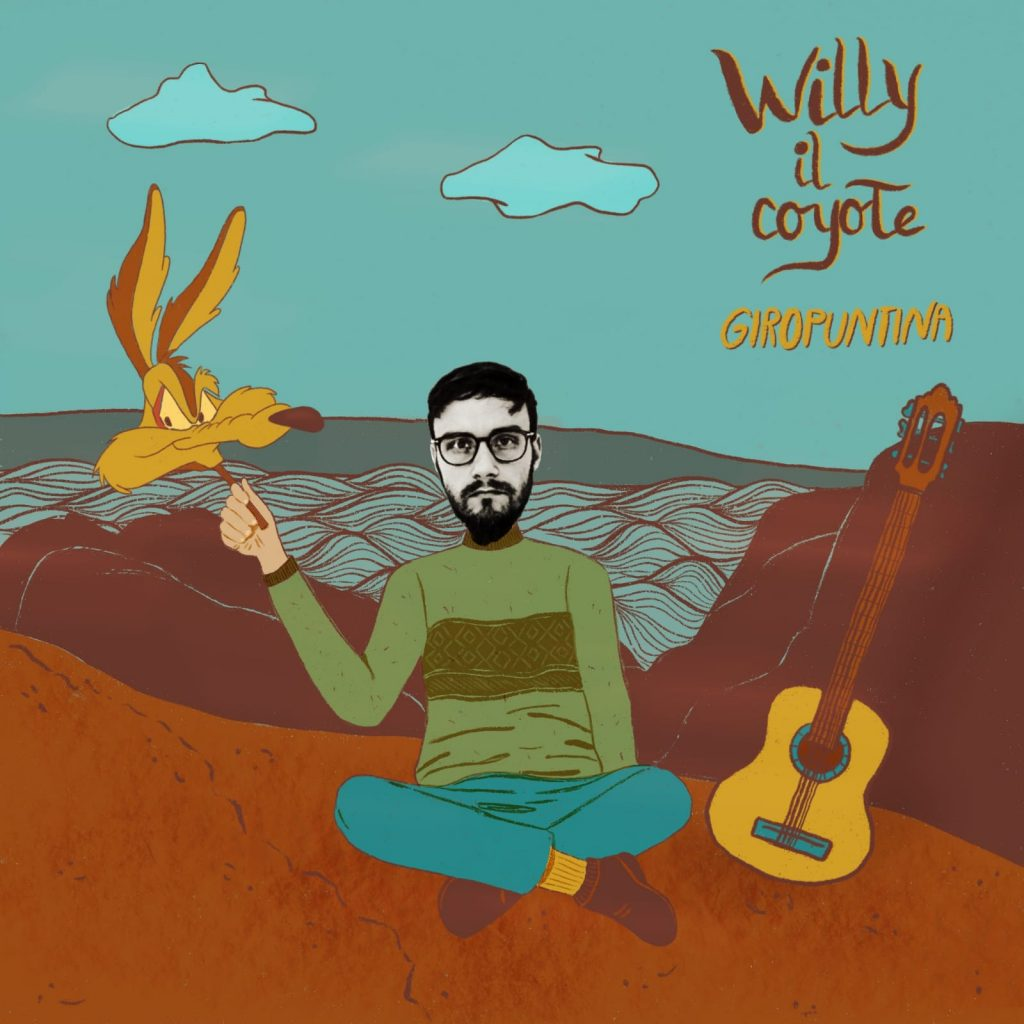 giropuntina willy il coyote