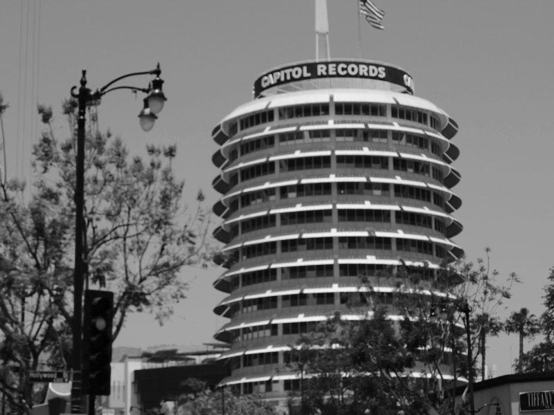 Capitol Records: un edificio iconico per un'etichetta storica