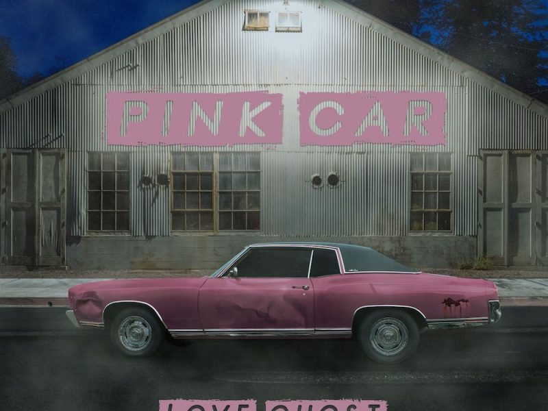 """""""Pink Car"""", il nuovo singolo dei californiani Love Ghost"""