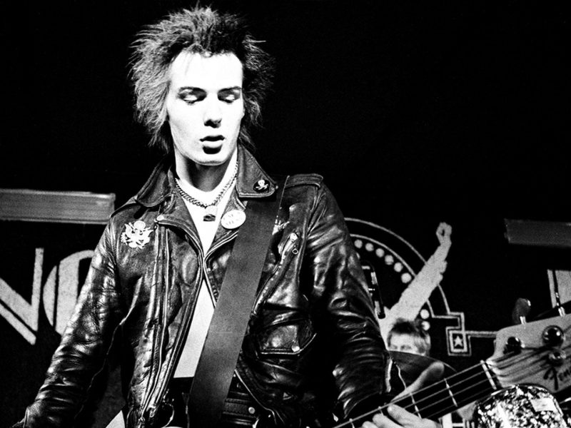 Sid Vicious, la tormentata storia del bassista dei Sex Pistols
