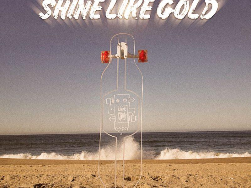 """""""Shine Like Gold"""", un nuovo assaggio dello stile dei Love Ghost"""