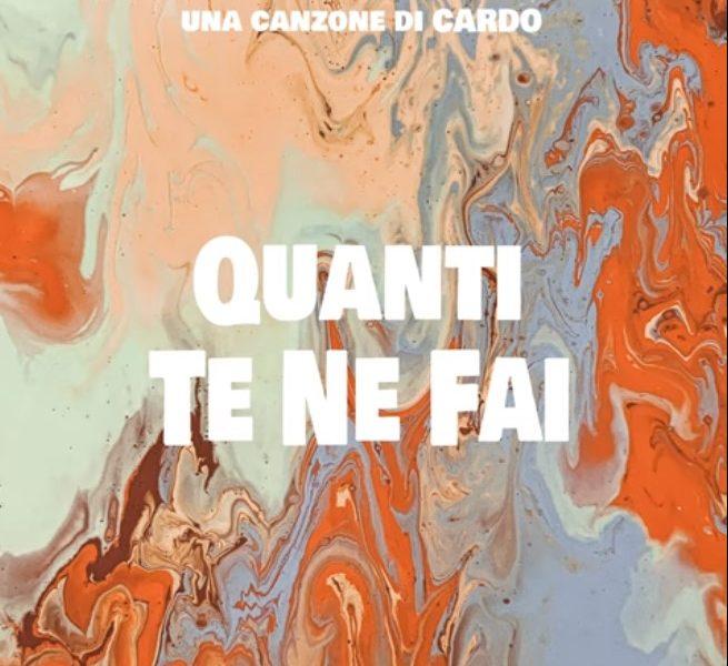 """Cardo, il nuovo singolo """"Quanti te ne fai"""" tra stile retrò e indie"""