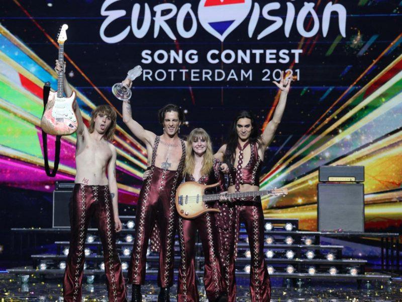 I Måneskin vincono l'Eurovision e portano l'Italia sul tetto d'Europa