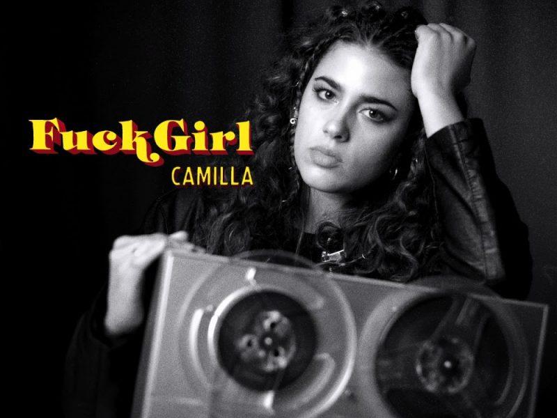"""CAMILLA, fuori il suo secondo singolo """"Fuckgirl"""": accattivante e sensuale"""
