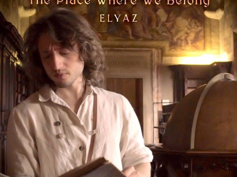 "Elyaz, fuori il nuovo singolo ""The Place Where We Belong"""