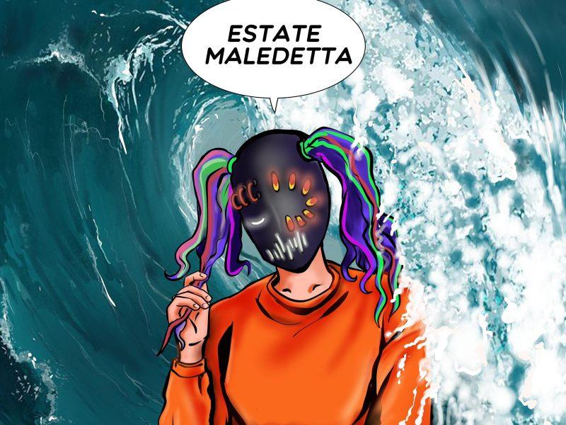 """""""Estate Maledetta"""", fuori il nuovo singolo anti-hit di Shadouone"""