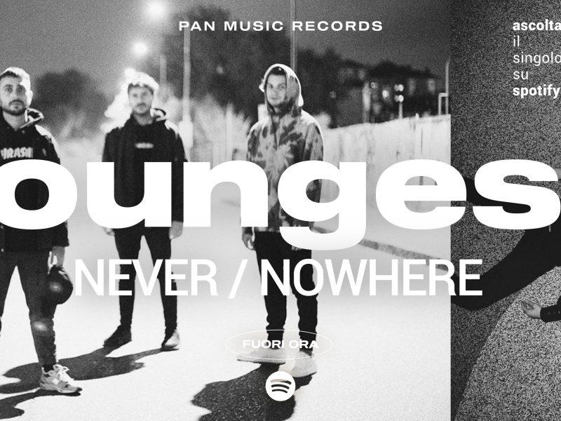 "Youngest, fuori il nuovo singolo ""Never / Nowhere"": rock ed energia"