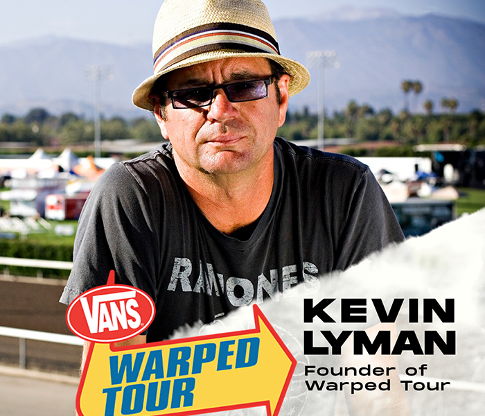 """Kevin Lyman Interview: """"The only thing you run out of is time, so use it to the fullest!"""""""