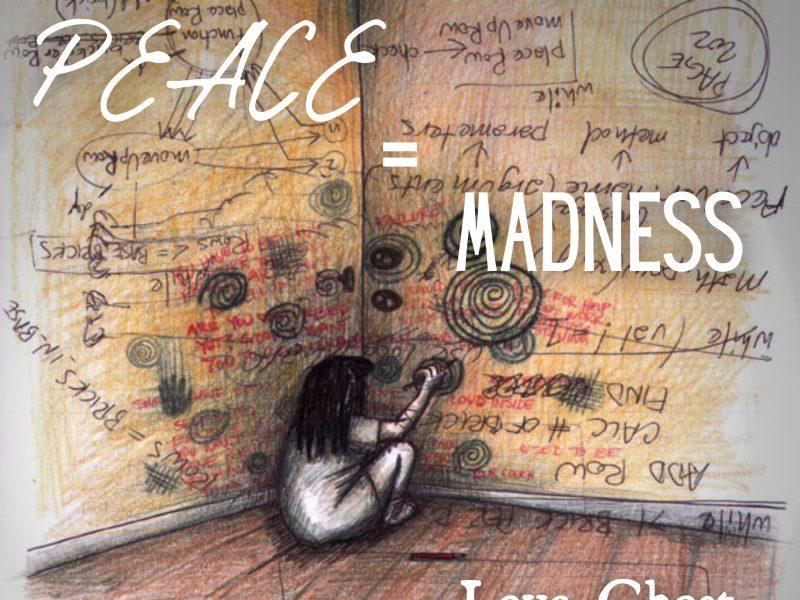 """Love Ghost, fuori l'introspettivo singolo """"Peace = Madness"""""""