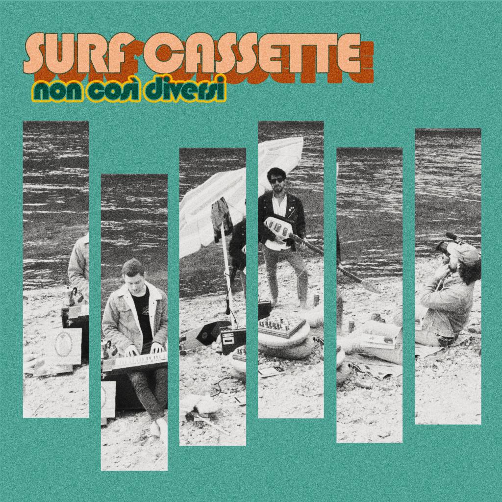 surf cassette non così diversi