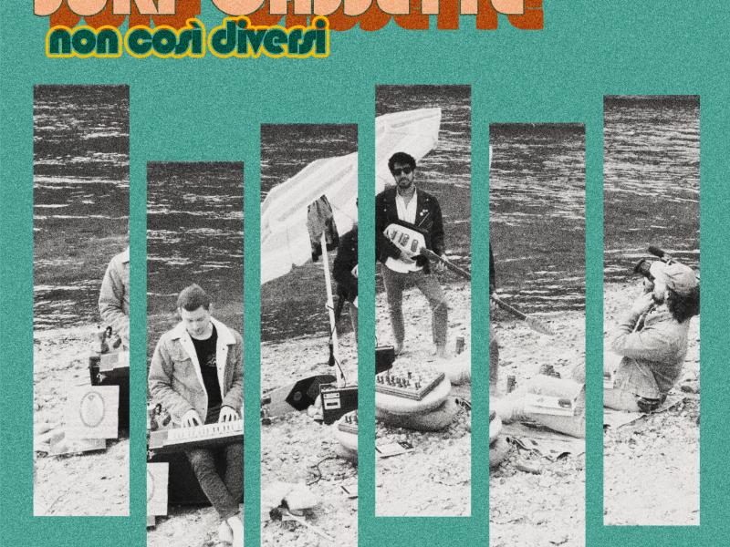 """Surf Cassette fuori il nuovo EP pop rock """"Non così diversi"""""""