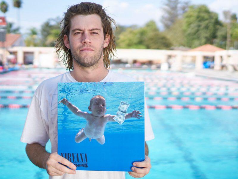 Nirvana, Dave Grohl suggerisce di cambiare la copertina di Nevermind