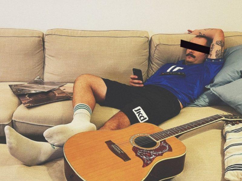 """Guzzi, fuori il nuovo singolo dal titolo """"Serie A"""""""